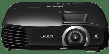Epson EH-TW5200 LCD FullHD Videoprojektor für Filmvergnügen in kleiner Runde