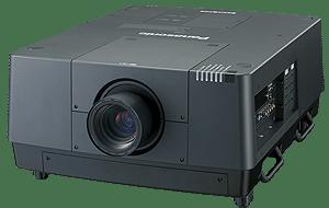 Der Panasonic PT-EX16K 16.000 ANSI Lumen XGA LCD Projektor kann in Kombination mit einer Gain 26 Hellraumleinwand als Tageslichtprojektor verwendet werden um bei Ecent und Veranstaltungen oder beim Public Viewing auch in heller Umgebung kontrastreiche Großbildprojektionen zu ermöglichen.