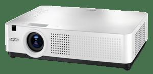 Sanyo PLC XU4001 LCD XGA Videoprojektor für Hochzeitsfeiern, Konfirmationen, Geburtstagsfeiern und Verlobungsfeiern.